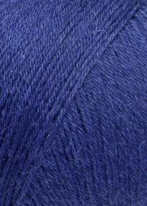 Alpaca Soxx 4-ply 025 ( donkerblauw )