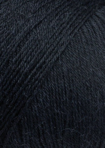 Alpaca soxx 4-ply 004 (zwart)