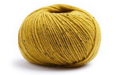 Lamana como tweed Mustard 67