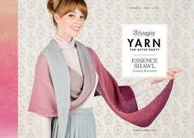 Yarns The After party Essence shawl
